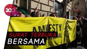 Amnesty International Surati Menlu AS Terkait Visa Mehan Prabowo