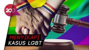 Ketua Kamar Militer MA Buka-bukaan Ada Kelompok LGBT di TNI-Polri