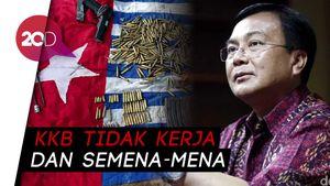 Kata Benny Mamoto Soal Arti KKB Bagi Warga Daerah Konflik Intan Jaya