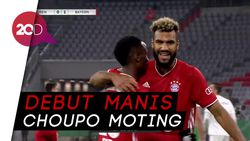Choupo-Moting Brace Gol, Bayern Munich Hajar FC Duren 3-0
