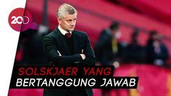 Solskjaer Pasang Badan atas Buruknya Manchester United