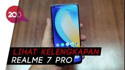 Unboxing Realme 7 Pro Seharga Rp 5 Juta