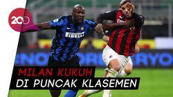 Inter Vs Milan: 2 Gol Ibrahimovic Bawa Rossoneri Menang!