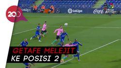 Laga Getafe Vs Barcelona: Messi Cs Takluk 0-1