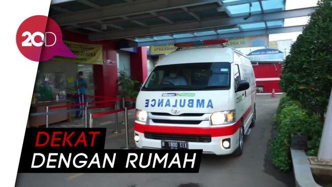 Kondisi Membaik, Hanafi Rais Dirujuk Ke RS Premier Bintaro