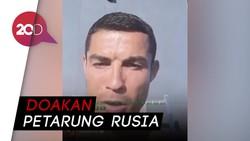 Dukung Khabib Kalahkan Gaethje, Ronaldo: Insya Allah (Menang)