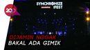 Tampil Beda, SynchronizeFest Bakal Tayang di Stasiun TV