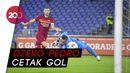 Liga Italia: AS Roma Menang Telak 5-2 Atas Benevento