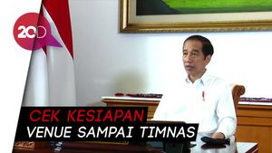 Cek Kesiapan Piala Dunia U-20, Jokowi: Kita Yakinkan RI Aman Dikunjungi