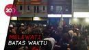 Demo Mahasiswa di Istana Bogor Dibubarkan Paksa Polisi