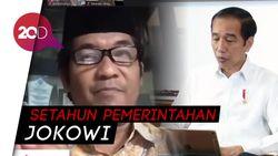 Ray Rangkuti: Jokowi Cenderung Adopsi Gaya Kepemimpinan Soeharto