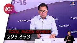 Tambah 3.602, Kasus Corona Indonesia 20 Oktober Jadi 368.842