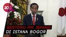 Jokowi Bahas Kerja Sama Penanganan Covid-19 dengan PM Jepang