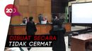 Eksepsi Brigjen Prasetijo: Dakwaan Jaksa Cacat Hukum!