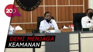 Mahfud MD Tegaskan Warga Papua Tak Ingin TNI-Polri Ditarik