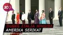Presiden Jokowi Terima Surat Kepercayaan dari 7 Duta Besar