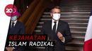 Kasus Guru Dipenggal, Presiden Prancis Akan Lawan Ekstremisme Islam