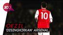 Arteta Jawab Kekecewaan Oezil di Arsenal
