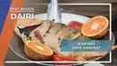 Ikan Mas Oven Darurat Dairi