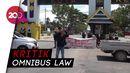 Mahasiswa di Kendari Demo Tolak Kedatangan Jokowi