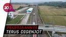 Proyek Kereta Trans Sulawesi Rute Pangkep Ditargetkan Rampung 2021