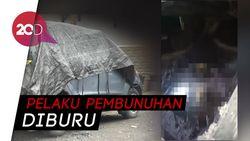Mayat dalam Mobil Terbakar di Sukoharjo Korban Pembunuhan