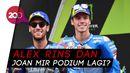 Suzuki Bikin Catatan Manis di Aragon, Bisakah Terulang di MotoGP Teruel?
