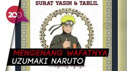 Naruto Dikabarkan Mati, Meme Yasinan Ramaikan Medsos