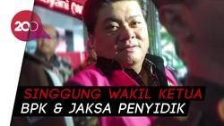 Bacakan Pledoi, Benny Tjokro: Saya Korban Konspirasi