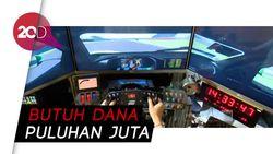 Rasakan Sensasi Balap Mobil dengan Racing Simulator