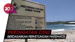 Apa Kabar Sistem Deteksi Dini Tsunami di Indonesia?