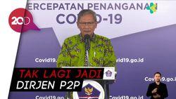 Achmad Yurianto Diangkat Jadi Staf Ahli Menkes