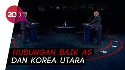 Akrab dengan Kim Jong-un, Trump: Bagus Dong!