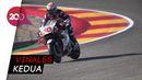 Nakagami Tercepat di Free Practice II MotoGP Teruel 2020