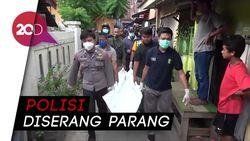 Residivis Pembantai Istri-Mertua di Makassar Ditembak Mati!