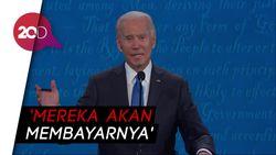 Biden Sebut Iran hingga Rusia Campuri Pemilu AS