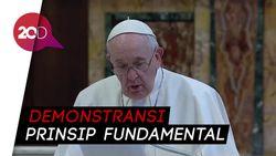 PBB: Pandangan Paus Fransiskus Sejalan Prinsip Nondiskriminasi