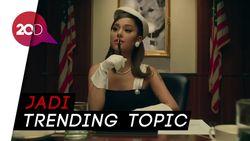 Wow! Ariana Grande Jadi Presiden AS di Video Klip Positions