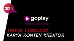 Cegah Pembajakan, GoPlay Live Sematkan Fitur Screen Record Protection