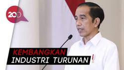 Jokowi Ingin Ekspor Batu Bara Mentah Diakhiri