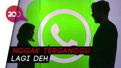 Grup WhatsApp Kini Bisa Di-mute Selamanya