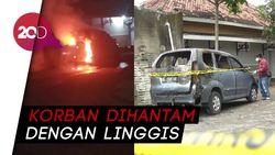 Terungkap! Motif Pembunuhan Yulia dalam Mobil yang Dibakar di Sukoharjo
