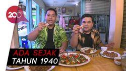 Bikin Laper: Jajal Makanan Legendaris di Pasar Cihapit Bandung