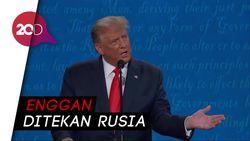 Trump Klaim Lebih Kuat dari Rusia