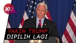 Pence Pede Trump Menang Lagi di Indiana