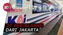 Long Weekend, PT KAI Tambah Perjalanan Kereta Jarak Jauh