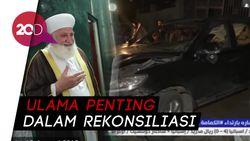 Mufti Adnan Afyouni Meninggal Usai Bom di Bawah Mobilnya Meledak