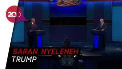 Biden Sindir Ide Trump Suntik Disinfektan Lawan Covid-19