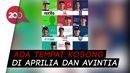 Line-up Sementara Pembalap MotoGP 2021