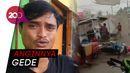 Cerita Penjual Kopi, Gerobak Rusak Diterjang Puting Beliung di Bekasi
